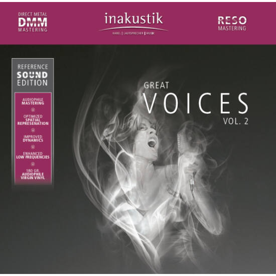 Great Voices, Vol. II (2 LP)