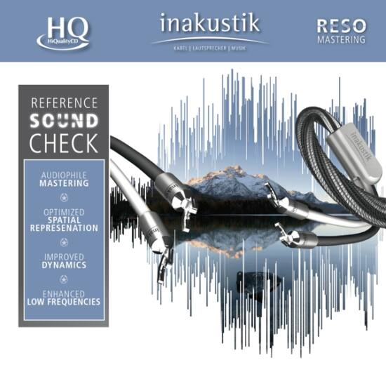 Reference Soundcheck (HQCD)
