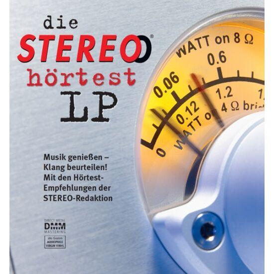 Die Stereo Hörtest LP (180g, DMM, Virgin Vinyl)