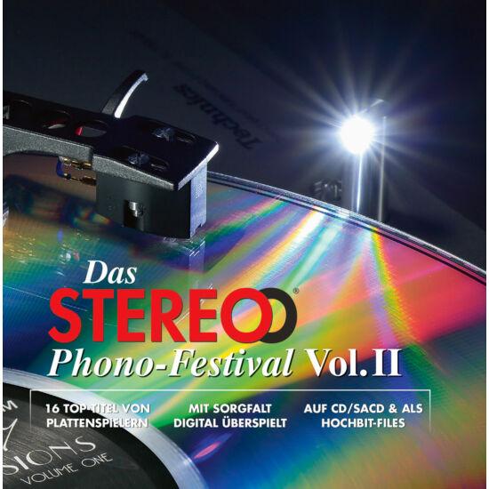 Stereo Phono-Festival Vol. II. (2 SACD)