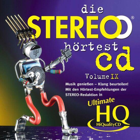 Die Stereo Hörtest CD, Vol. IX (U-HQCD)