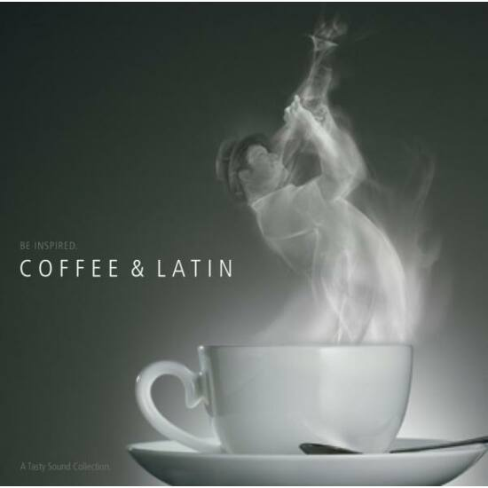 Coffee & Latin (CD)