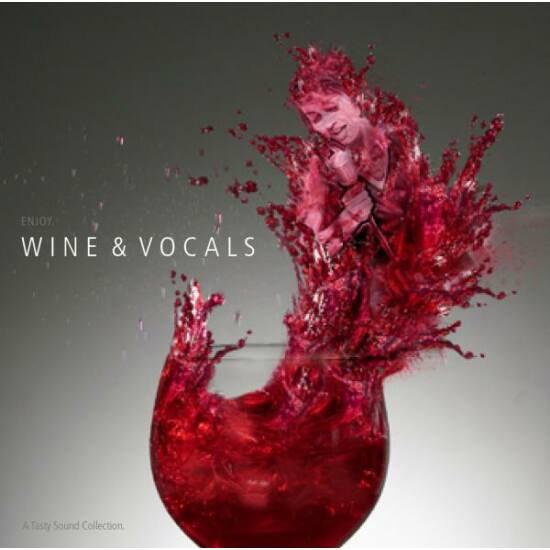 Wine & Vocals (CD)
