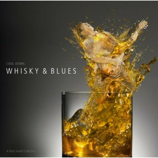 Whisky & Blues (CD)