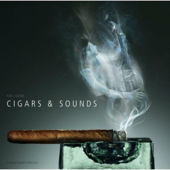 Cigars & Sounds (CD)