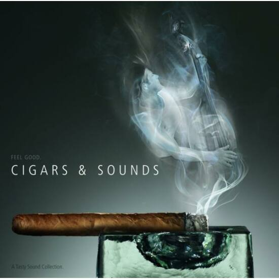 Cigars & Sounds (CD)