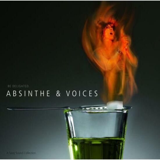 Absinthe & Voices (CD)