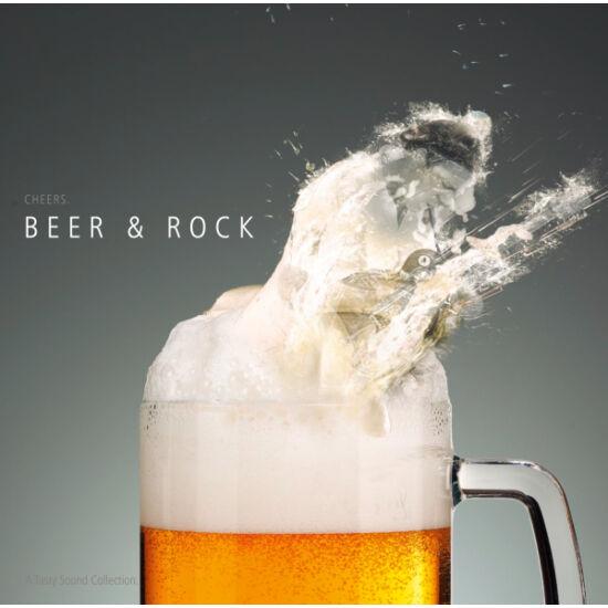 Beer & Rock (CD)