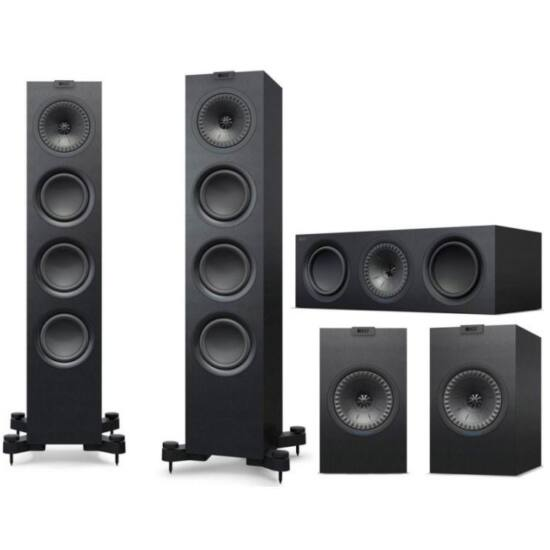KEF Q550 5.0 házimozi hangfalszett