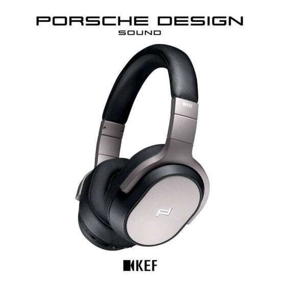 KEF Space One Porsche Design aktív zajszűrős Vezeték nélküli fejhallgató