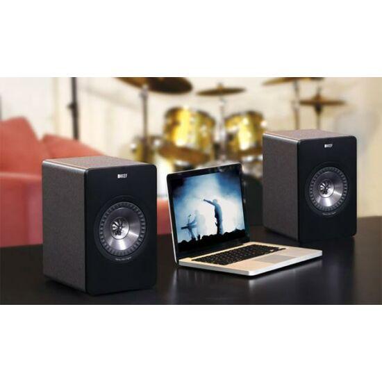 KEF X300A Wireless minőségi aktív monitor hangfalpár vezeték nélküli átviteli képességgel