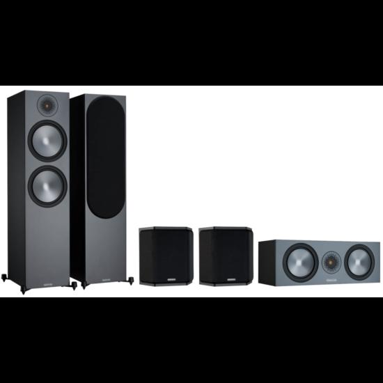 Monitor Audio Bronze 500 (6G) 5.0 hangsugárzó szett
