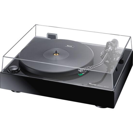 Magnat MTT 990 Audiofil 33/45/78 f/p direct drive lemezjátszó tűvel (Audio Technica AT 95E) vagy tű nélkül