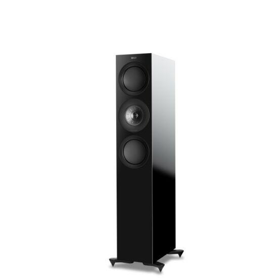KEF R5 audiophile 3 utas álló hangfal pár
