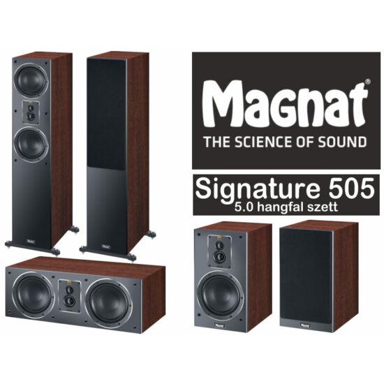 Magnat SIGNATURE 505 hangfal szett 5.0