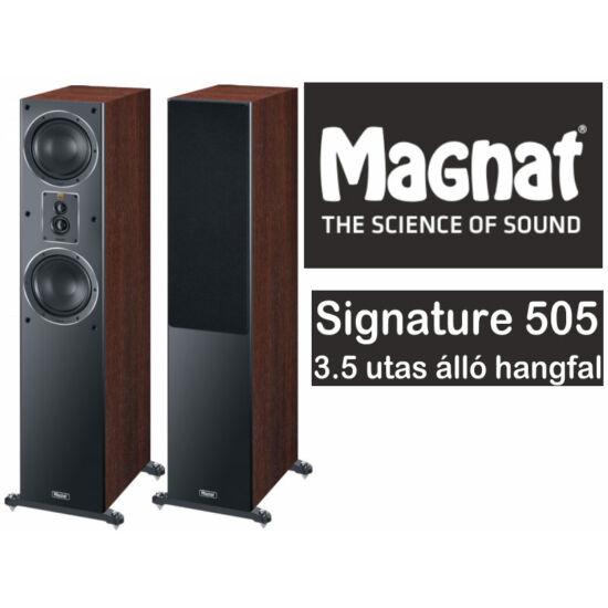 Magnat SIGNATURE 505  Padlón álló 3,5-utas basszreflex hangsugárzó pár