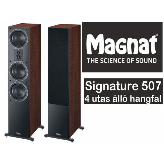 Magnat Signature 507 Padlón álló négyutas basszreflex hangsugárzó pár