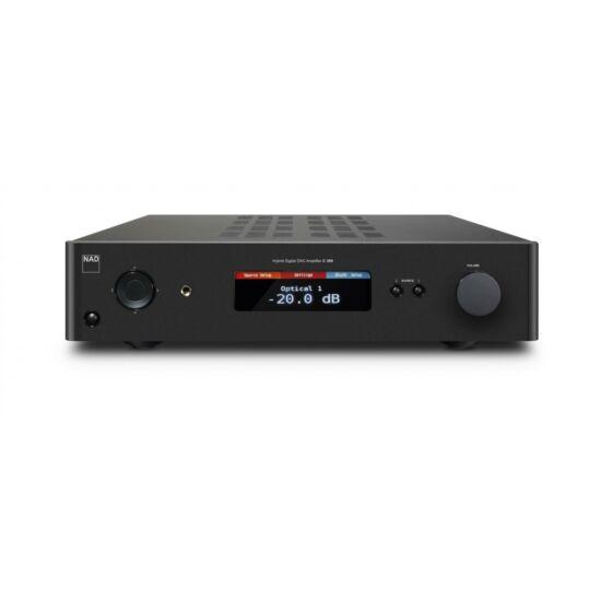 NAD C368 hybrid sztereó integrált erősítő + DAC + Bluetooth