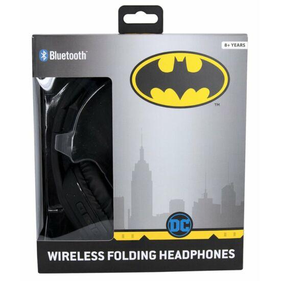 BATMAN - THE DARK KNIGHT vezeték nélküli Bluetooth fejhallgató