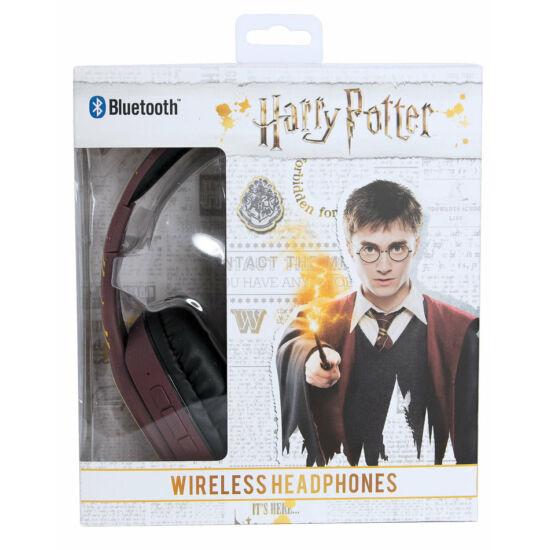 HARRY POTTER - GRYFFINDOR STRIPE vezeték nélküli Bluetooth fejhallgató