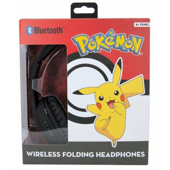 POKEBALL BLACK vezeték nélküli Bluetooth fejhallgató