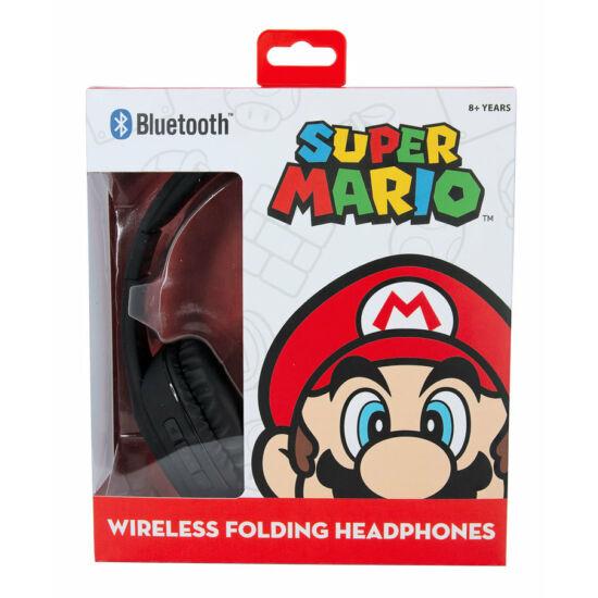 SUPER MARIO ICON vezeték nélküli Bluetooth fejhallgató