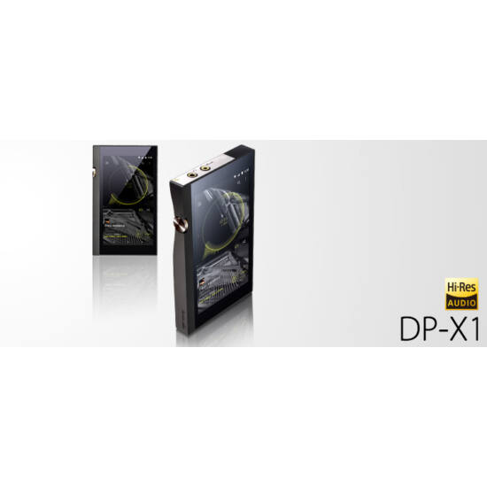 Onkyo DP-X1 Hordozható audió lejátszó