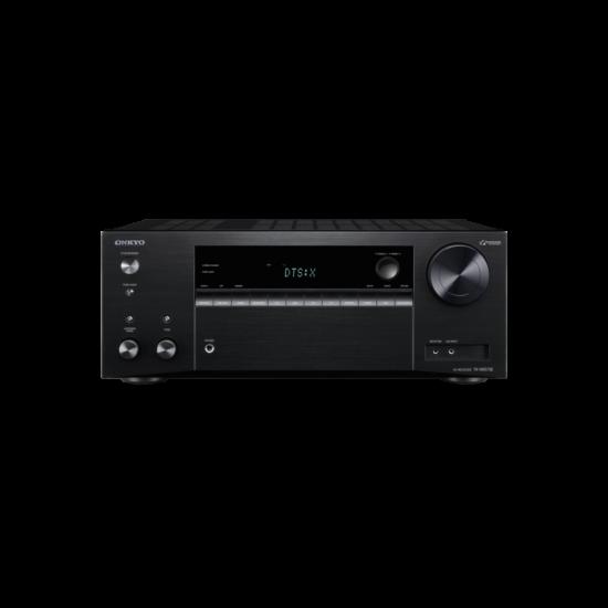 Onkyo TX-NR575 Dolby Atmos,DTS-X 7.2 hálózatképes AV erősítő fekete