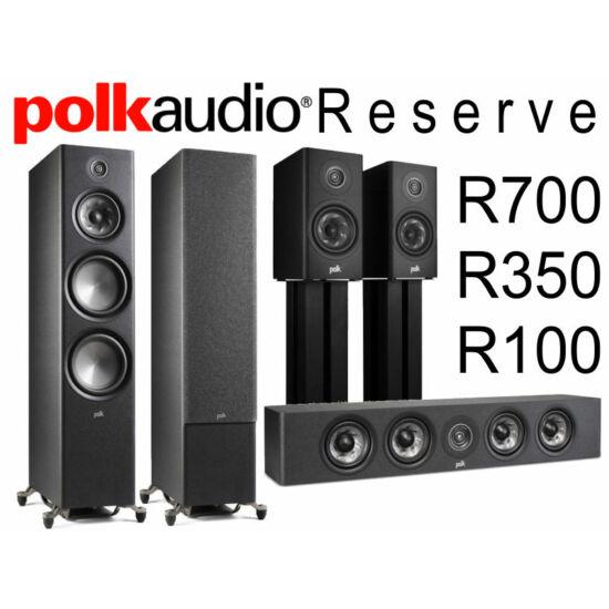 POLK AUDIO RESERVE R700 PRÉMIUM S 5.0 HANGFAL SZETT
