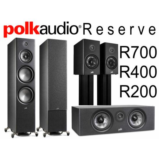 POLK AUDIO RESERVE R700 PRÉMIUM L 5.0 HANGFAL SZETT