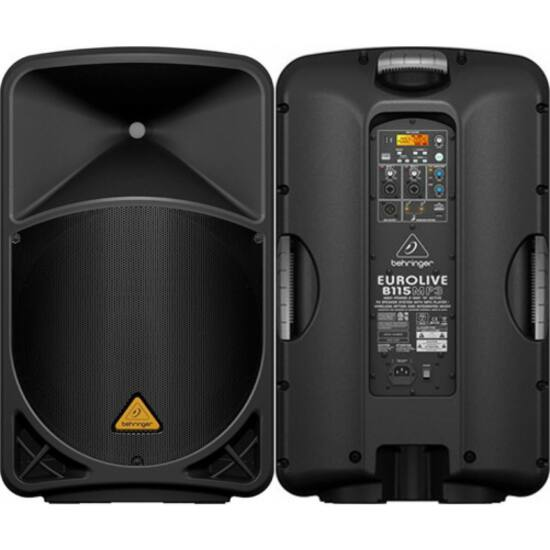 Behringer Eurolive B115MP3 1000W MP3 lejátszós aktív hangfal