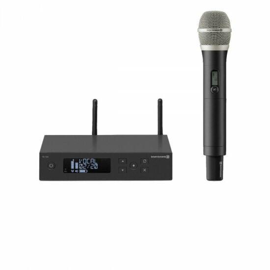 Behringer BD 712515 1 csatornás vezeték nélküli mikrofon szett