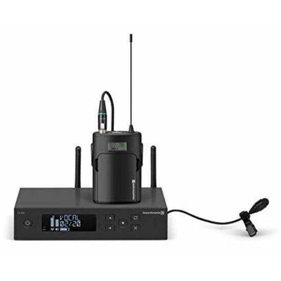 Behringer TG L58 1 csatornás vezeték nélküli csiptetős mikrofon szett