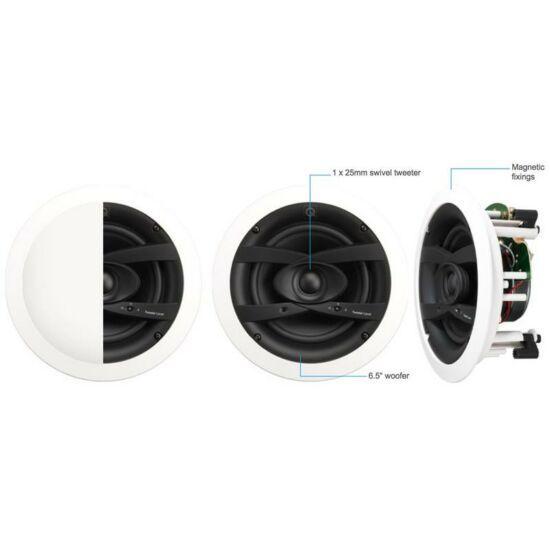 Q ACOUSTICS QI1050 (Qi50CW) Beépíthető hangsugárzó pár