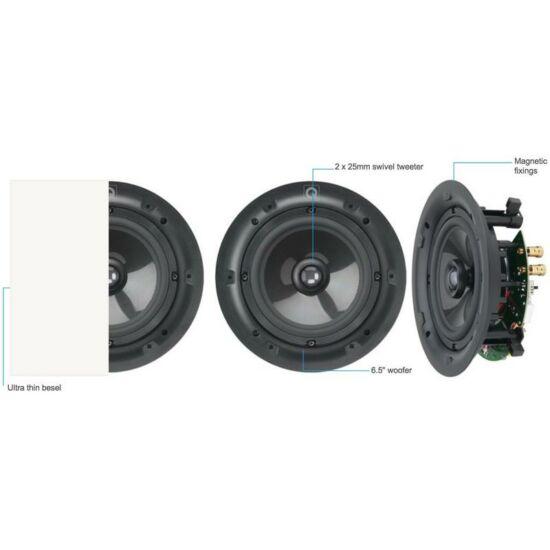 Q ACOUSTICS QI1140 (Qi65SP) Beépíthető hangsugárzó