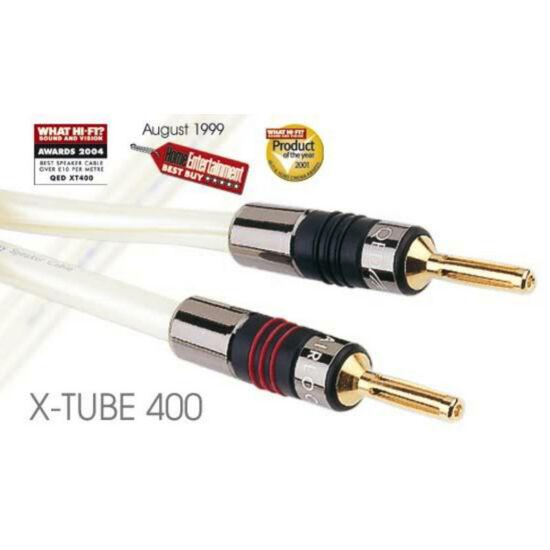 QED SIGNATURE Hangsugárzó kábel X-TUBE 400 [2 x 4.0mm2] XT400