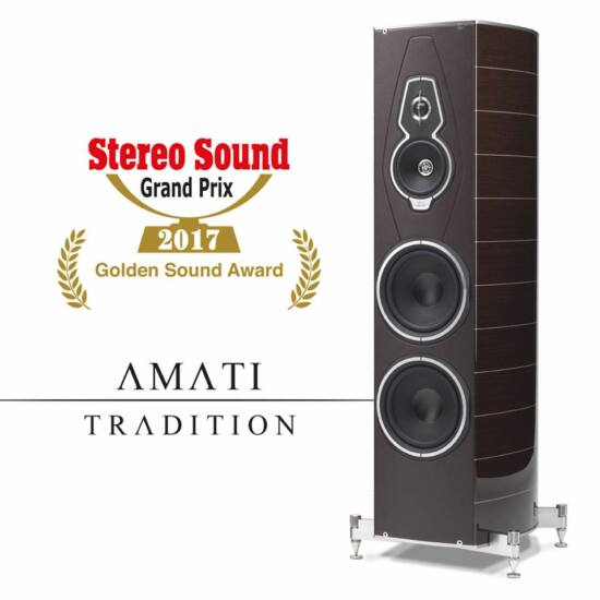 SONUS FABER AMATI TRADITION Audiofil Hangfal