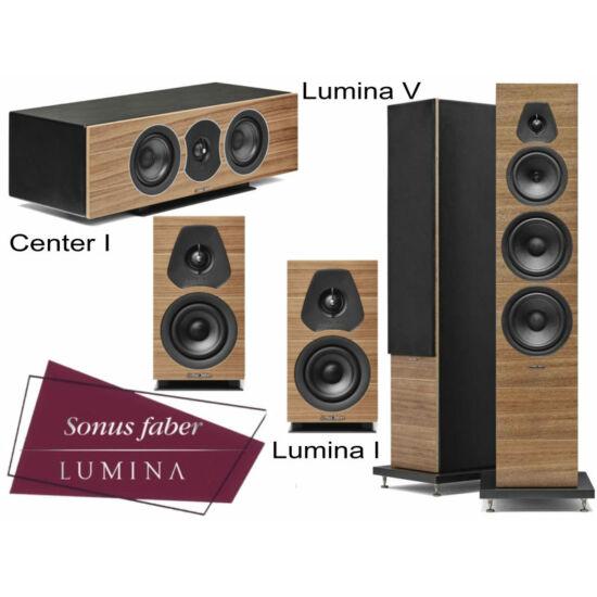 Sonus faber Lumina V hangfal szett 5.0