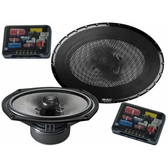 MacAudio CRX 69.2 Nagy teljesítményû, professzionális hangszóró, 600W, 16x24cm