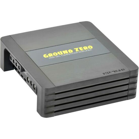 GROUND ZERO GZCA 750.2-D1 2 CSATORNÁS DIGITÁLIS ERŐSÍTŐ, 2X400W/750W