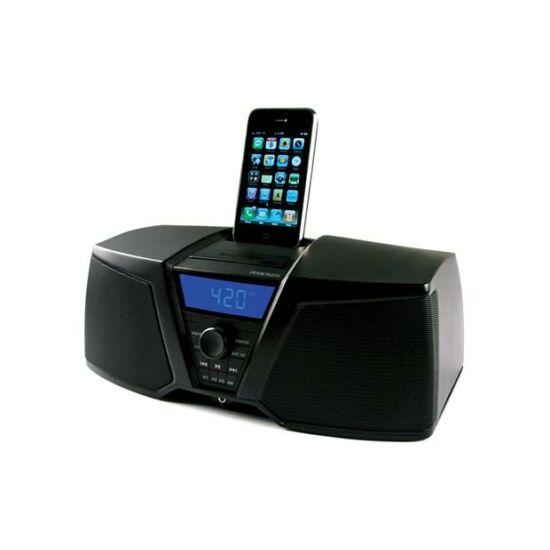 Kicker IK150E iPod/iPhone dokkoló FM rádióval, BT és ébresztőórával