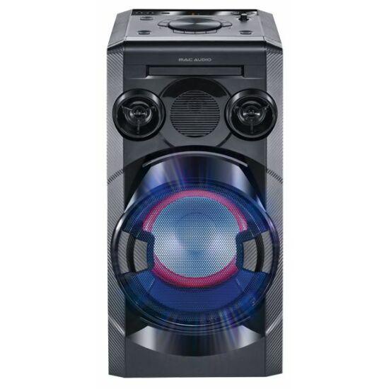 MacAudio MMC 850 All in One, Party hangrendszer