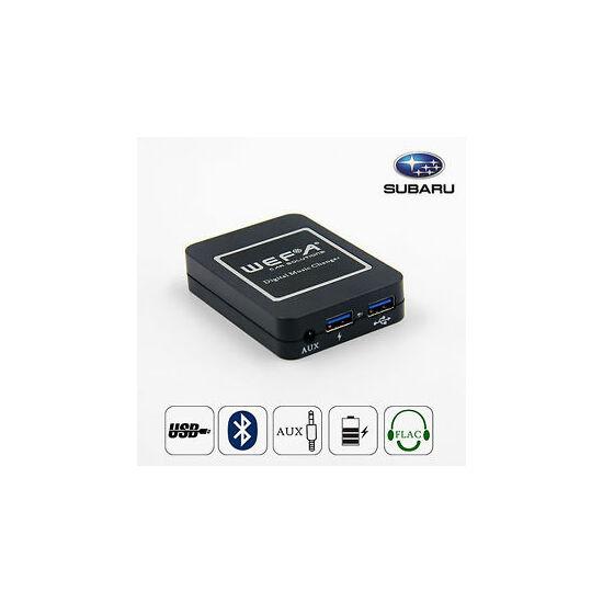 Wefa WF-606 Bluetooth/MP3/USB/AUX illesztő (Subaru, Kenwood)