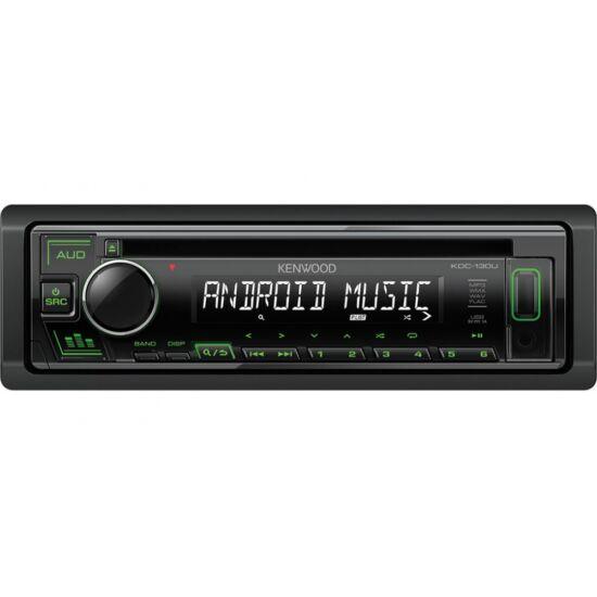 KENWOOD KDC-130UG USB / CD,MP3 AUTÓRÁDIÓ