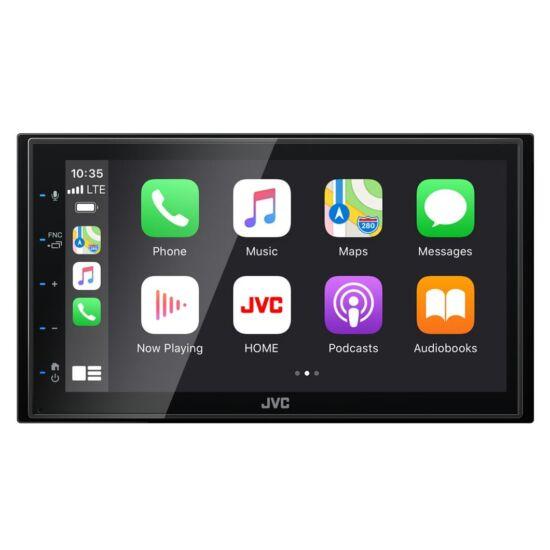 JVC KW-M560BT 2 DIN méretû érintõképernyõs multimédia Bluetooth funkcióval