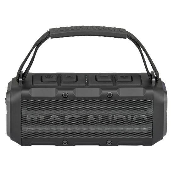 MacAudio LIL BIG fekete Bluetooth hangszóró, 50W