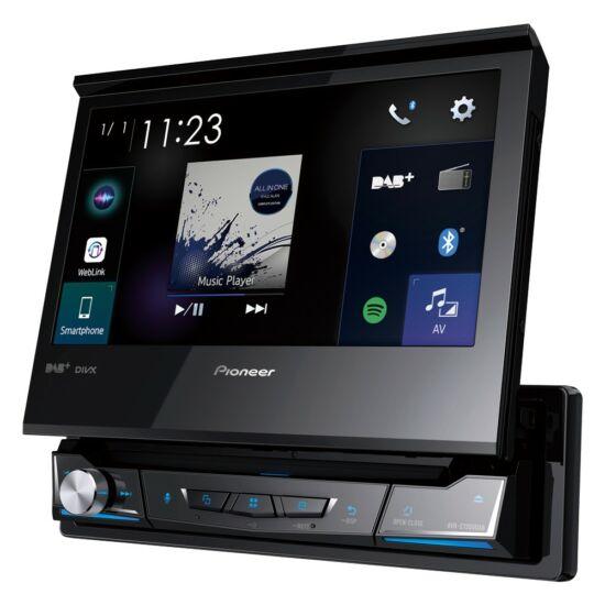PIONEER AVH-Z7200DAB 1 DIN CARPLAY, ANDROID AUTO Multimédia