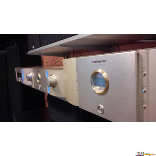 Marantz High-End sztereó szett SA11S2+SC11S1+SM11S1