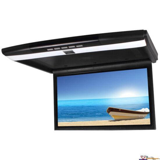 """JVJ AV 1507 FL 15,6"""" tetőmonitor Full HD Felbontás USB/SD"""
