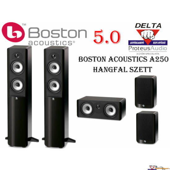 Boston Acoustics A250 5.0 hangfal szett